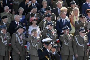 80 de ani de la declanşarea celui de-Al Doilea Război Mondial - Comemorare în Polonia