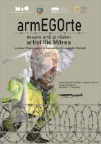 Expoziţie de artă contemporană la Muzeul Oraşului - Despre artă și război. armEGOrte