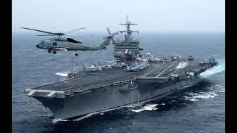 Grup naval militar american în Marea Chinei de Sud - În misiune de securitate maritimă