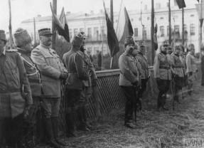 100 de ani. Marşul spre Marea Unire (1916-1919) - 29 decembrie 1918. Generalul Henri Mathias Berthelot la Oradea