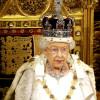 După 65 de ani, Regina Elisabeta a II-a - A purtat din nou coroana regală