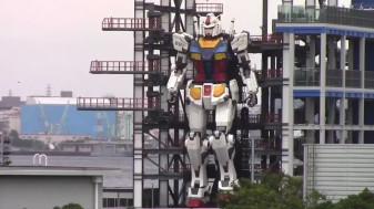 Cântărește 24 de tone - Robot de peste 18 metri înălțime testat în Japonia