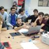 """La Universitatea din Oradea - Workshop pentru """"Robotics Championship"""""""