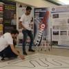 Studenţi din opt centre universitare şi-au dat întâlnire la Oradea - Robot Challenge 2017