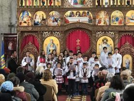 """Parohia ortodoxă Rontău - A sărbătorit cel de-al doilea hram - """"Sf. Apostol Andrei"""""""