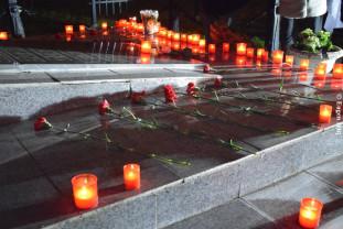 Sanctuarul Eparhial Maica Domnului - Rugăciune pentru foştii deţinuţi şi martiri