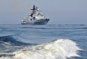 Marea Barents - Incident naval