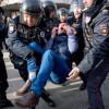 Un copil care recita poezii în centrul Moscovei, luat pe sus de poliţie - Arestare şocantă în Rusia