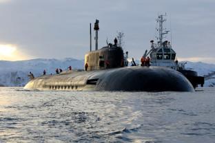 Submarinul rusesc incendiat - Avea propulsie nucleară