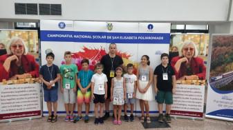 Campionatul Național Școlar de Șah - Șahiști șteieni la faza finală