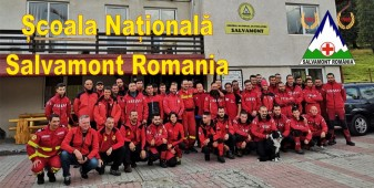 """Între 4-19 septembrie. Cursanți, inclusiv din Bihor - """"Școala Națională Salvamont România"""""""