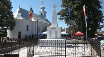 Sâmbăta - A fost renovat Monumentul Eroilor