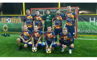 S-a inaugurat Baza AEK Oradea - AEK şi San Marzano FCSB, protagonistele primului meci demonstrativ