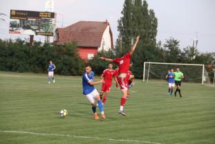 Liga a III-a la fotbal - CSC Sânartin a cucerit primul punct