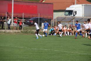 Avântul Reghin - CSC Sânmartin 0-1 - Sorian a făcut diferenţa