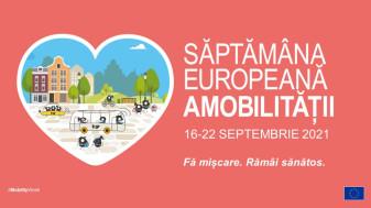 Începând din 16 septembrie, la Oradea - Săptămâna Europeană a Mobilității