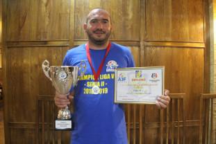 Trei promovări în patru ani - Dorin Boca e specialistul