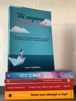 """Psihologul Mădălina Sarca, la prima lansare de carte - """"Fii stăpâna propriei vieţi"""""""