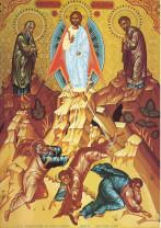 Azi, 6 august - Schimbarea la Faţă a Domnului