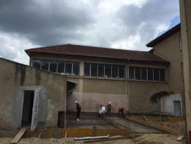 Școala Gimnazială nr. 11 Oradea - În lucrări de reabilitare