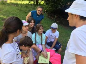 Atmosferă caldă și prietenoasă. O experiență de neuitat - Şcoală de vară la Liceul German din Oradea