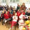 Elevii și profesorii de la Școala Nr. 11 din Oradea - Învață să mănânce sănătos și responsabil