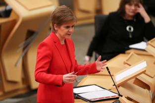 Scoţia. Presiuni asupra guvernului britanic făcut de pro-europeni - Un nou referendum pentru independenţă