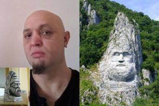 Povestea neștiută a celei mai înalte sculpturi în munte din Europa - Decebal de la Dunăre