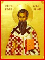 Sfântul Vasile, păzitor de duhuri rele