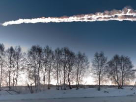 Un meteorit a explodat provocând panică în rândul populaţiei - Magnetul de meteoriţi al Siberiei