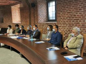 Strategia Integrată de Dezvoltare Durabilă a municipiului Oradea - Întâlniri de lucru