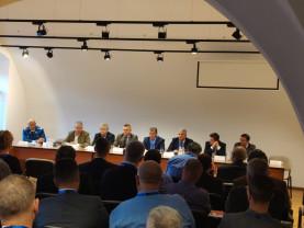 Săptămâna Europeană a Securităţii şi Sănătăţii în Muncă - Simpozion tehnico-ştiinţific