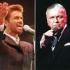 """Frank Sinatra i-a scris lui George Michael în 1990: """"Talentul nu trebuie irosit"""""""