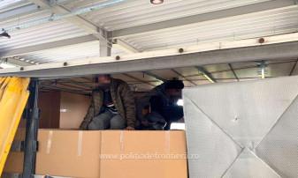Sirieni ascunși printre radiatoare - Capturaţi în Borș