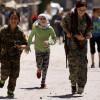 Alianța arabo-kurdă a intrat în Raqqa, Siria - Capitala terorii, sub asediu