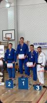 Pompierul militar Bogoşel Adrian - Al 10-lea titlu de campion naţional la judo