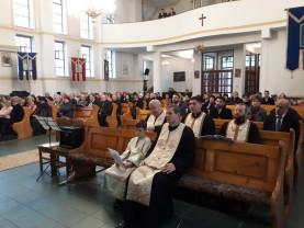 În cadrul Săptămânii de rugăciune pentru unitatea creștinilor - Slujbă ecumenică la Beiuş