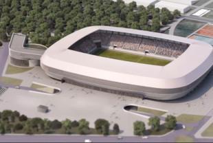 Rămâne cum s-a stabilit - Doar 16.000 de locuri pentru noul stadion
