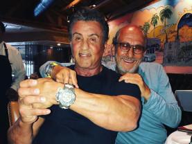 """Sylvester Stallone, un colecţionar pătimaş, renunţă la """"preţioasele"""" sale - Cinci ceasuri scoase la licitaţie"""