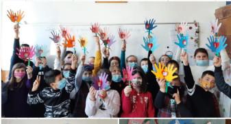 """Ștei. Școala Gimnazială """"Miron Pompiliu"""" - Activități dedicate Zilei Internaționale a Femeii"""