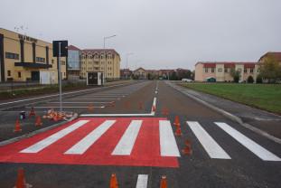Strada Ion Irimescu - Au fost finalizate lucrările