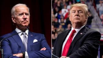 Alegerile prezidenţiale din SUA - Joe Biden, favorit la pariuri în fața lui Donald Trump