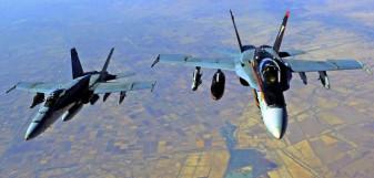 Statele Unite au atacat poziţii ale unor grupuri islamiste proiraniene - Bombardamente în Siria