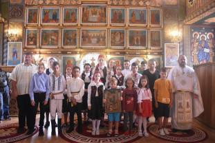 La Parohia Subpiatră - Recital de cântări și pricesne