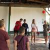 În vizită la CJ Bihor - Tabără internațională la Săcueni