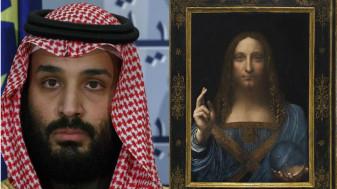 """""""Salvator Mundi"""", atribuit lui Leonardo da Vinci - Cel mai scump tablou, expus pe iaht"""