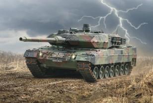 Europenii îşi sporesc armatele de tancuri