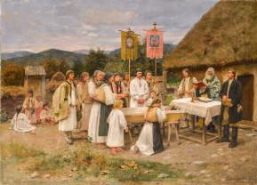 """""""Cea mai veche documentaţie grafică cu portul popular din Ţara Beiuşului"""" - Români din Țara Beiuşului în 1885"""