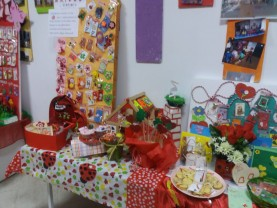 Atelier pentru micii artiști, la GPP 56 - Târg de mărțișoare