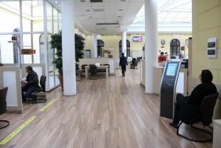 Sala Ghişeelor din Primăria Oradea - Activitate suspendată vineri și luni